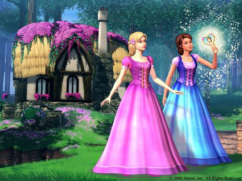 Barbie and the Diamond Castle - barbie-movies Photo