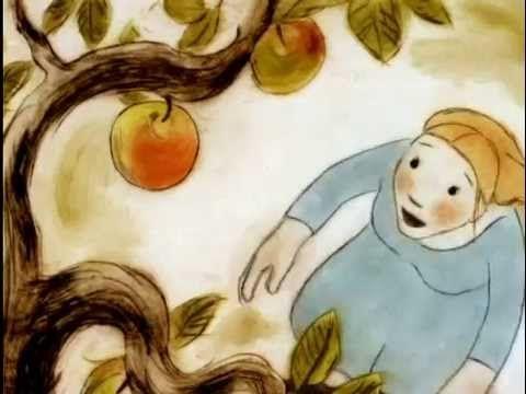Sagor från andra länder Del 7 - Den gröne mannen - YouTube