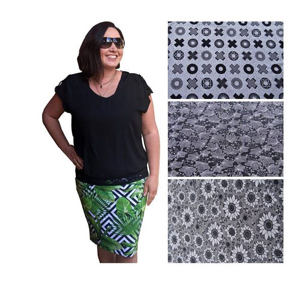 Custom Pencil Skirt J-premium