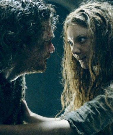 Loras Tyrell , no longer has as much courage in the dungeon is crumblingThe Game of Thrones Game of thrones (season 6, ep 4)