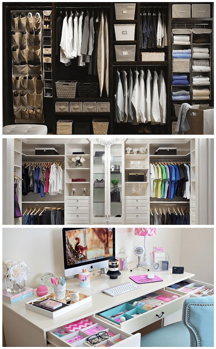 10 Storage Organizer Ideas For Small Bedroom Simphome Small Bedroom Closet Storage Ideas Bedroom Closet Storage Closet Small Bedroom