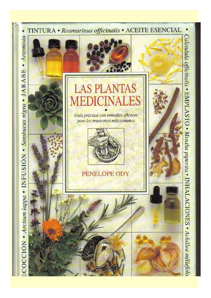 Enciclopedia Plantas Medicinales  [www.plantasmedicinales.cl] Enciclopedia de las plantas medicinales – Penelope Ody