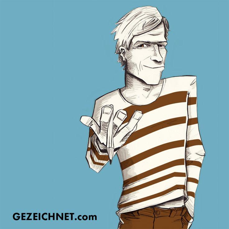 Illustration von DIR! jetzt anfragen auf www.gezeichnet.com