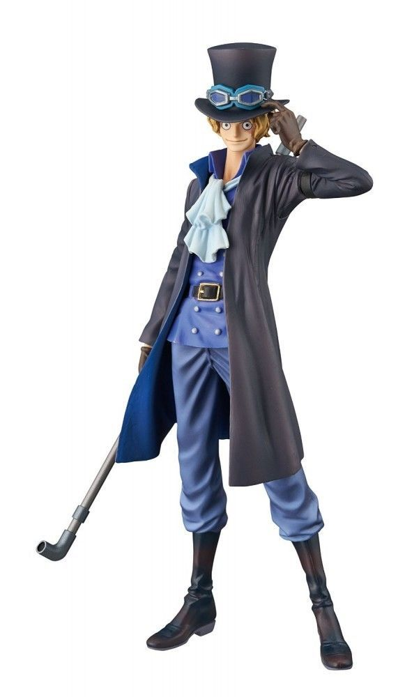 ONE PIECE Figure SABO The Glandline Men vol.21 BANPRESTO From Japan Doll Statue