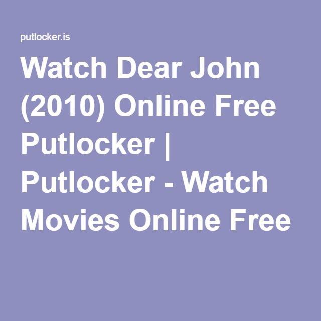 Watch Dear John (2010) Online Free Putlocker | Putlocker - Watch Movies Online Free