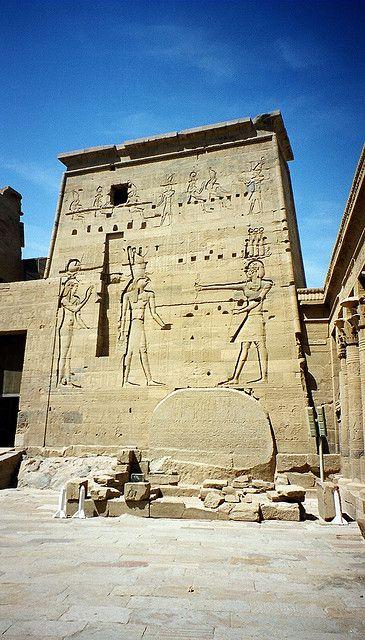 Philae Temple of Egypt