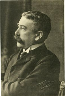 Ferdinand de Saussure - a Swiss linguist and semiotician whose ideas laid a foundation for many significant developments both in linguistics and semiotics in the 20th century. He is widely considered one of the fathers of 20th-century linguistics