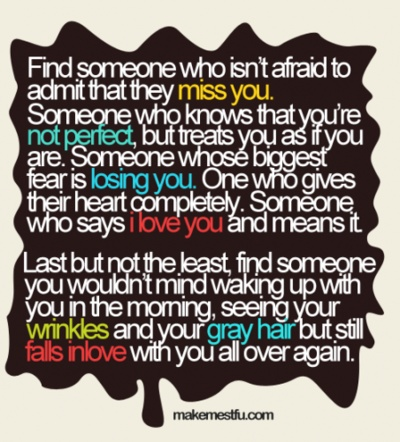 I think I've found mine :*: Grey Hair, Lovequot, This Man, Gray Hair, Finding Someone, Truelove, True Love, Living, Love Quotes