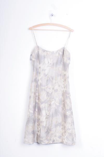 Armani Collezioni Womens 42 L Dress Italy Vintage 90s - RetrospectClothes