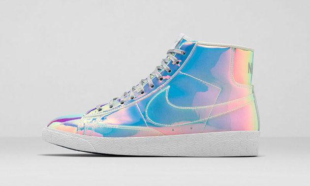 "Nike Blazer Mid Premium QS ""Multicolor"" • Highsnobiety"