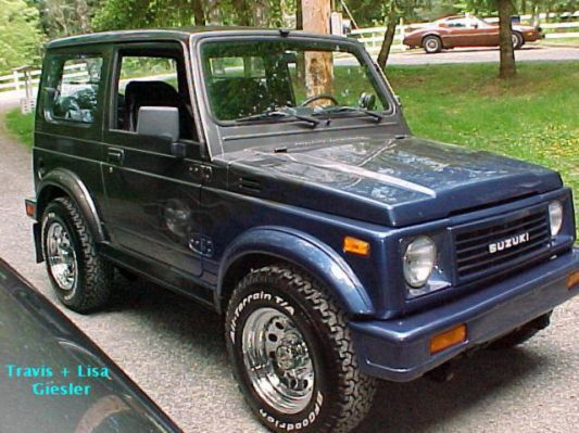... >> Photos of Suzuki Samurai