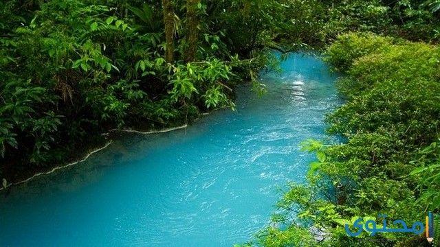 تفسير حلم النهر في المنام للامام الصادق بالتفصيل In 2020 Volcano National Park River Blue River