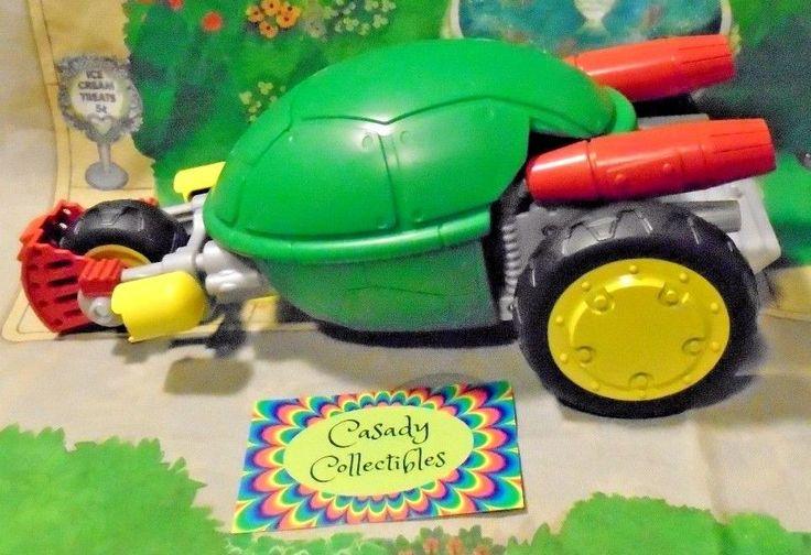 Teenage Mutant Ninja Turtles Playmates 2014 Stealth Bike Nickelodeon Ages 3…