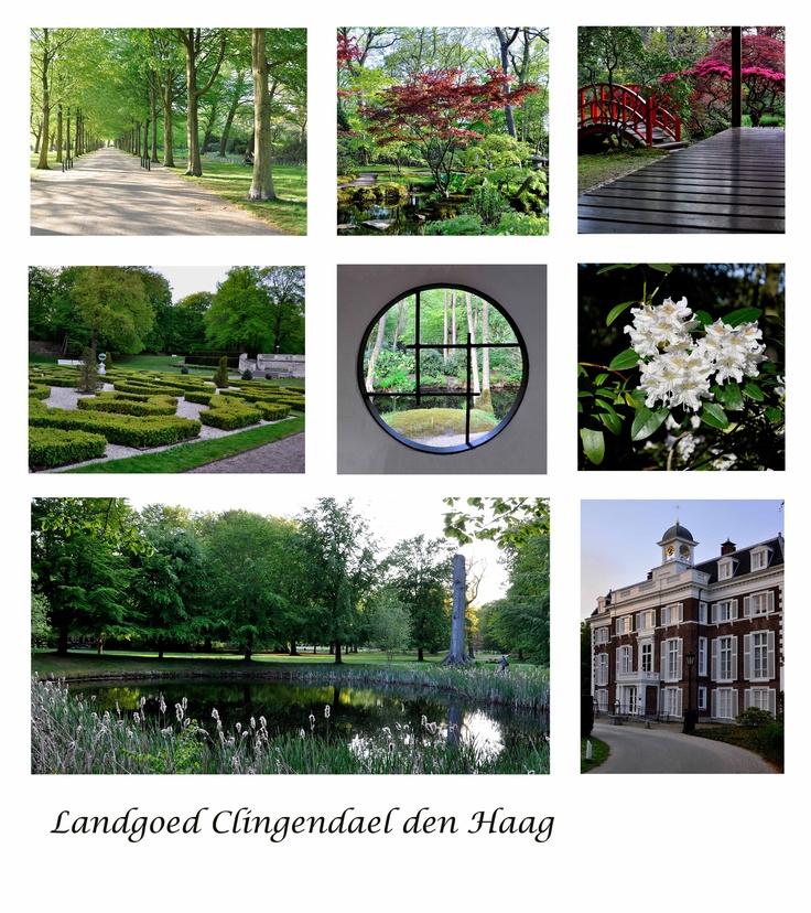 Estate Clingendael The Hague