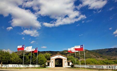 Museo de Automovil at Vina Santa Cruz, #Colchagua - #colchaguatours | Colchagua Tours