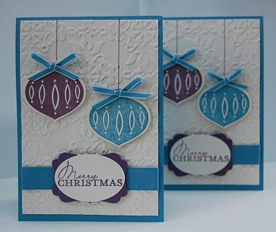 Contempo Christmas cards by Julie