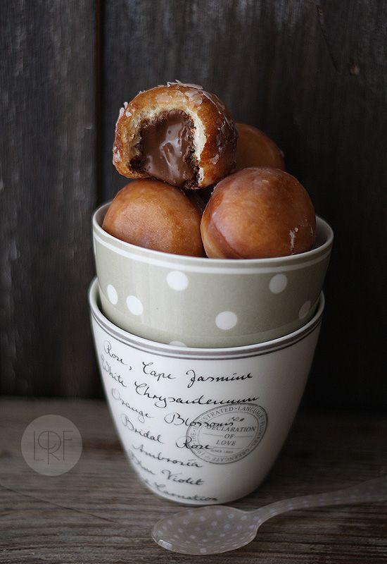 Bolas de donut