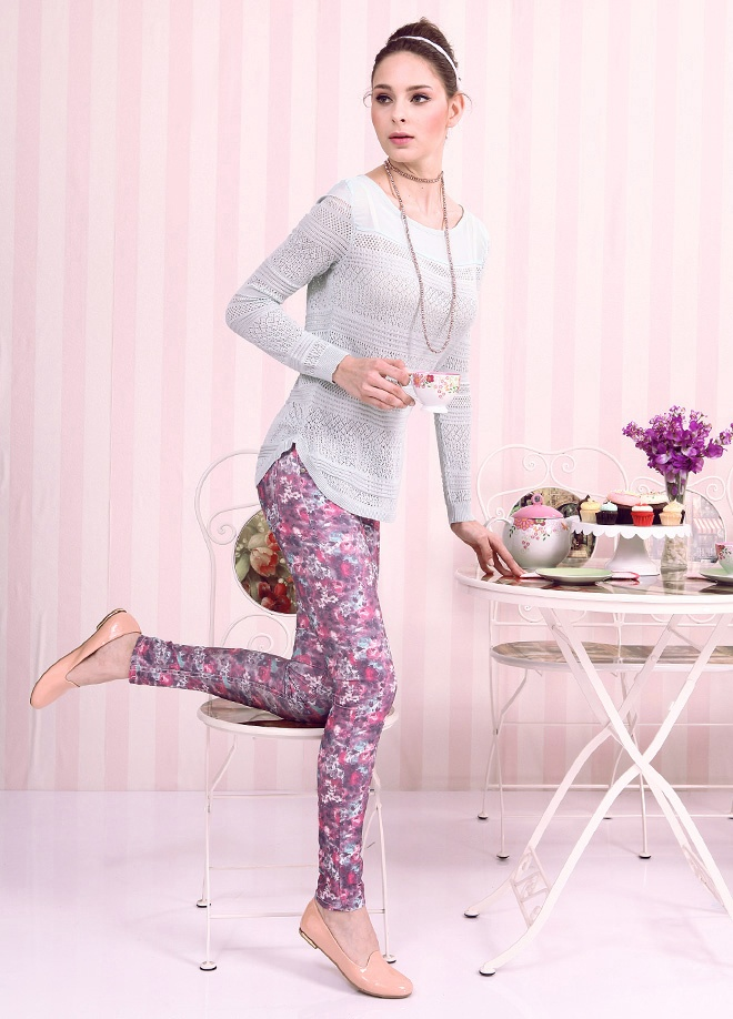 Pink Lady Pantolon Markafonide 59,90 TL yerine 29,99 TL! Satın almak için: http://www.markafoni.com/product/3851740/