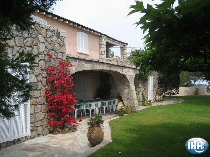 Ruscana  Sainte Lucie de Porto Vecchio Vakantiewoningen  Zuid Corsica Corsica Frankrijk
