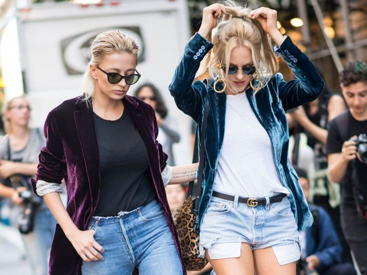 Dieser Gucci Gürtel erobert die Street-Style Fashionistas
