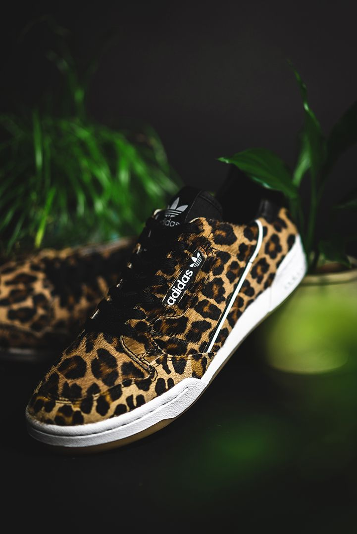 adidas Continental 80 Leopard F33994 in 2019 | Continental