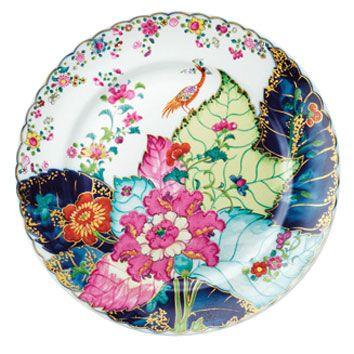 Tobacco Leaf by Mottahedeh...my DREAM china pattern