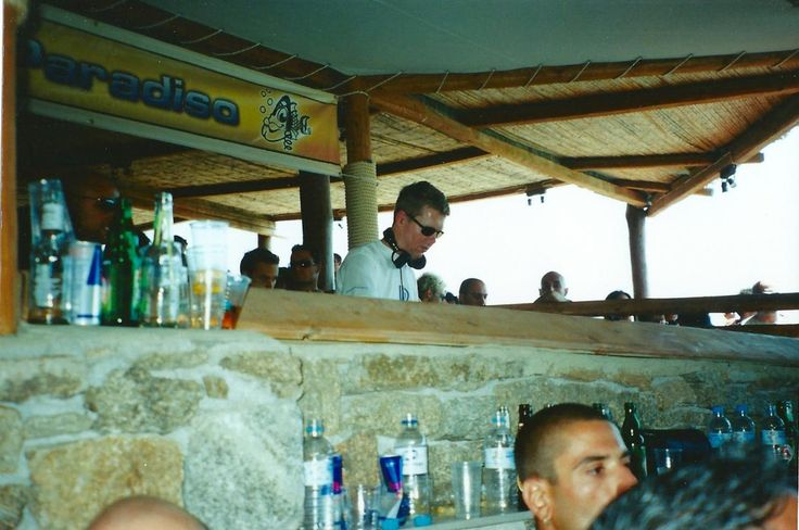 John Digweed playing his legendary 12-hour set at Cavo in 2001. #LegendaryCavo #CavoMemories #Throwback