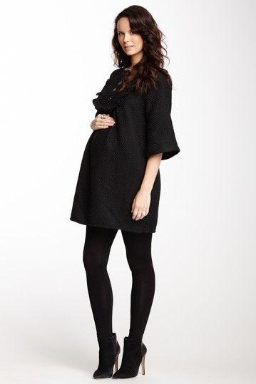 Penelope Tweed Bib Dress by Non Specific on @HauteLook