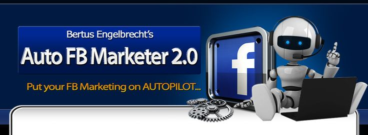 Auto FB Marketer 2.0 Review – Powerful Facebook Software to Automate all your activity in Facebook Marketing and increase Your Affiliate to get high Sales Income – JVZOO MARKETPLACE