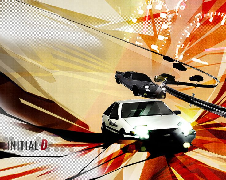 Initial D | Free Anime Wallpaper Site