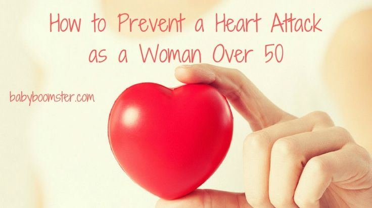 A holistic doctor weighs in on how to prevent a heart attack for women over 50. Tips to stay healthy using both Western and alternative medicine.