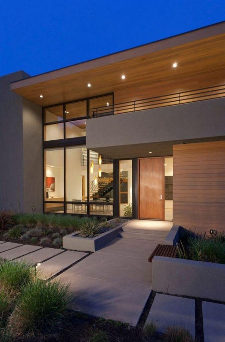 Modern Flat House Design: Best 25+ Flat Roof Design Ideas On Pinterest