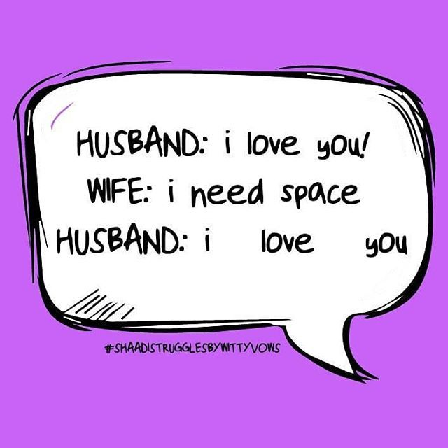 I Love You To The Moon And Back C Wittyvows Husband And Wife Funny Memes When You Want Space Rel Married Life Newlyweds Funny Quotes Marriage Memes