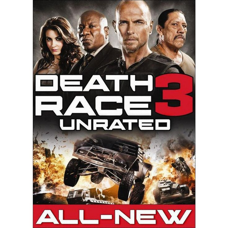 Death Race 3: Inferno (dvd_video)
