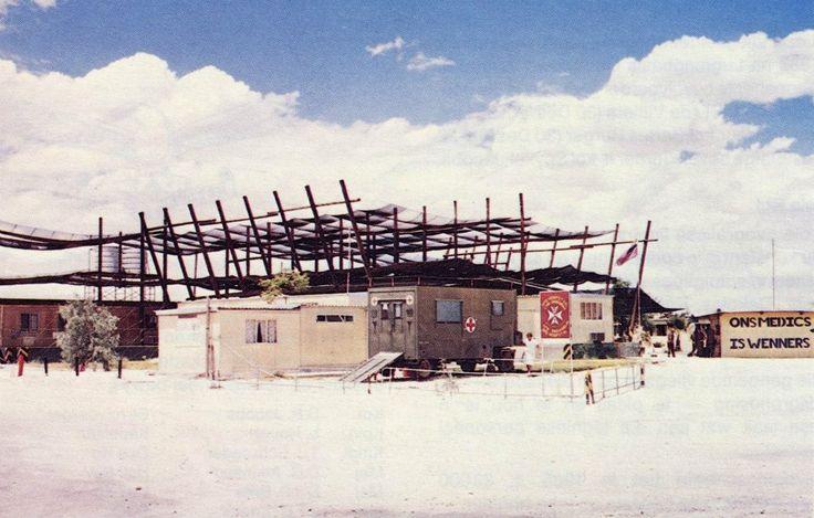 Mobile hospital AFB Ondangwa