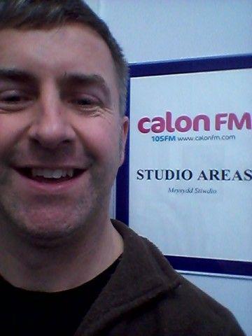 My Guest Spot on Calon FM 30th June 2016