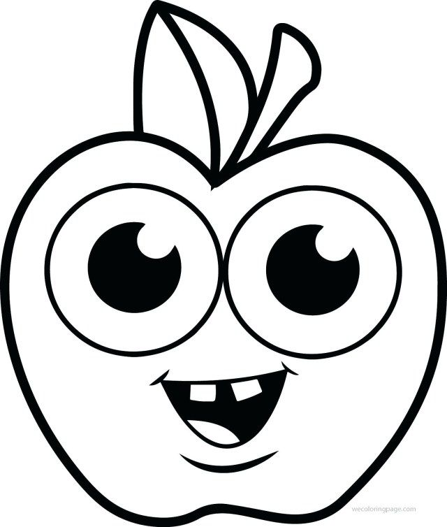 30 Best Picture Of Apple Coloring Pages Albanysinsanity Com Apple Coloring Pages Coloring Pages Apple Picture
