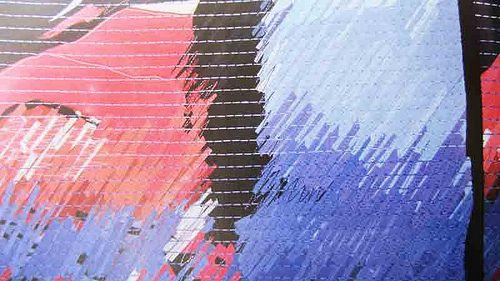 Workbox Magazine - Pauline Burbidge - contemporary textile artist to learn more, go to http://www.workboxmag.com/