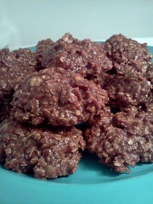 Vegan no bake cookies | Mostly Vegan Food | Pinterest
