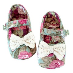 Stasia Elsie Baby Pram Shoes