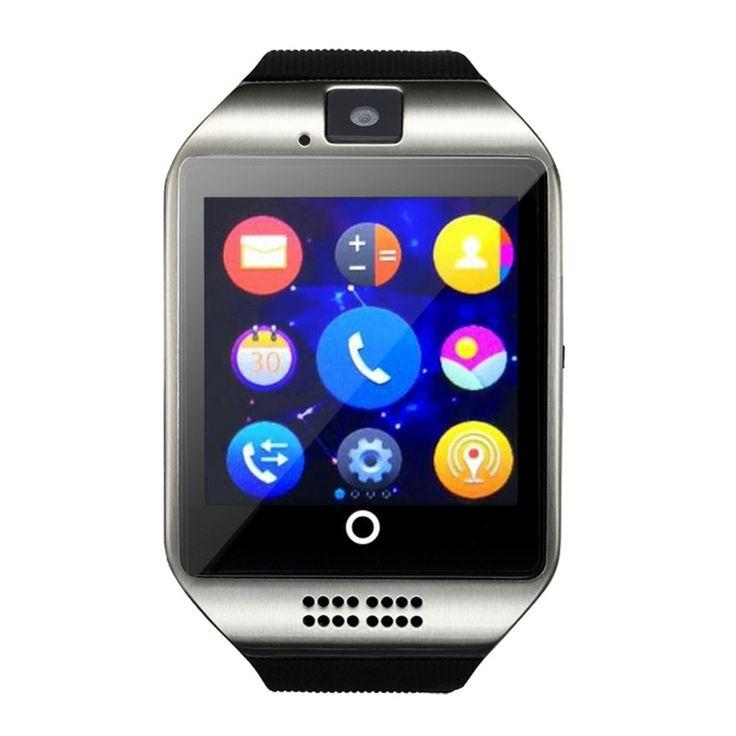 1,54 zoll HD Touchscreen Smart uhr Q18 smartwatch mit Kamera SIM TF Karte Bluetooth 3,0 Smart Uhren für Android IOS Telefon //Price: $US $25.17 & FREE Shipping //     #clknetwork