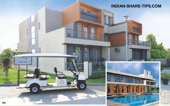 Eldeco Green Jalandhar Villas, Plots Cost