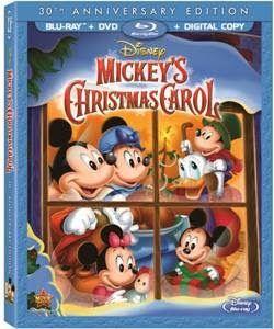 Silkki's Reviews: Disney's Mickey's Christmas Carol