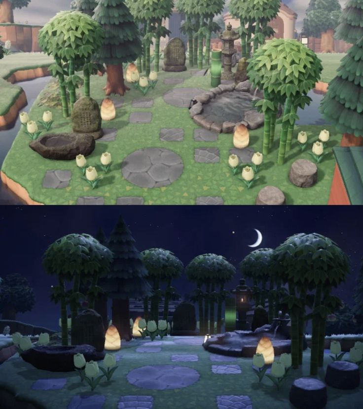 Pin on animal crossing new horizons landscape