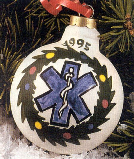 Medical Themed Christmas Ornaments : Best images about e m s my son on