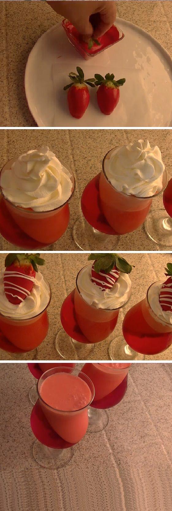 Postre San Valentín Romantico y Facil! Recetas románticas¨ #sanvalentin #valentinesday #valentine #love #azúcar #tips #cupcakes #cakes #dulces #receta #recipe #casero #torta #tartas #pastel #nestlecocina #bizcocho #bizcochuelo #tasty #cocina #chocolate #pan #panes Si te gusta dinos HOLA y dale a Me Gusta MIREN …