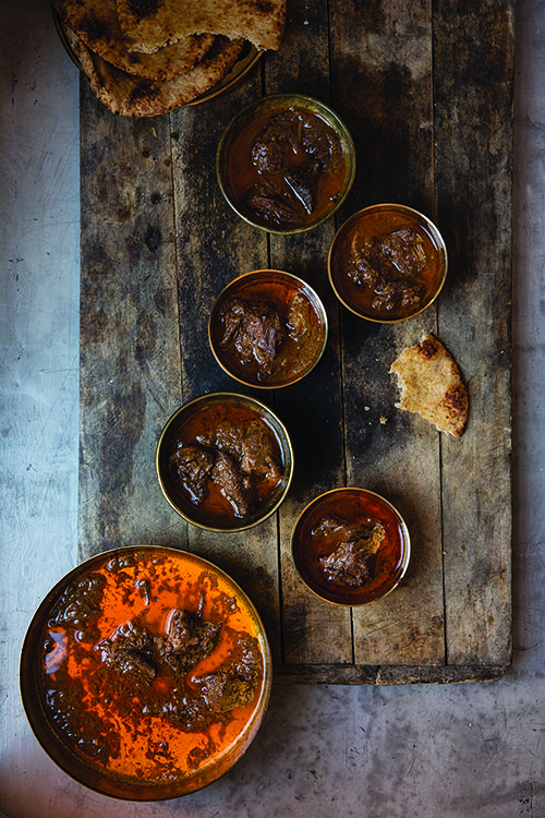 Nihari (Musim Indian Beef Stew)