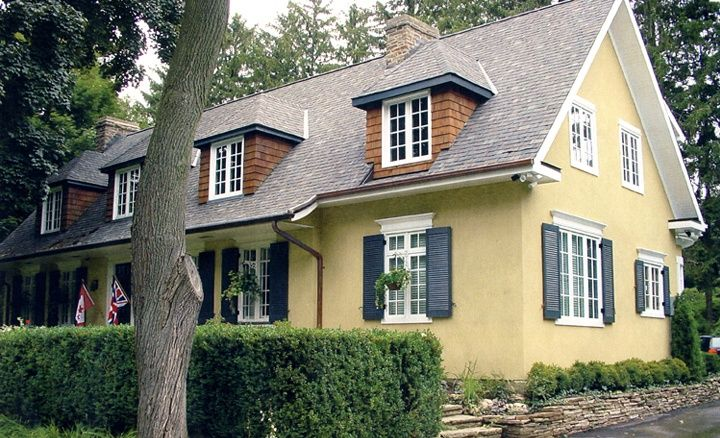 92 best house colors images on pinterest exterior homes for Stucco garage