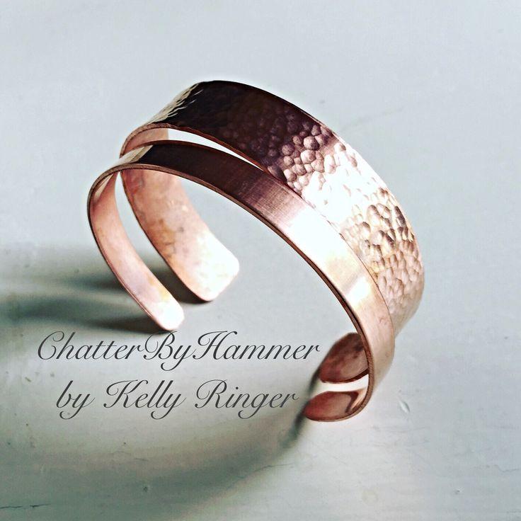 Copper Bangle Pair, bangle bracelet, copper bracelet, copper bangle, gift for her, anniversary gift, bridesmaid gift, copper bracelet woman,