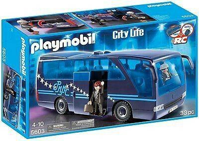 Playmobil bus